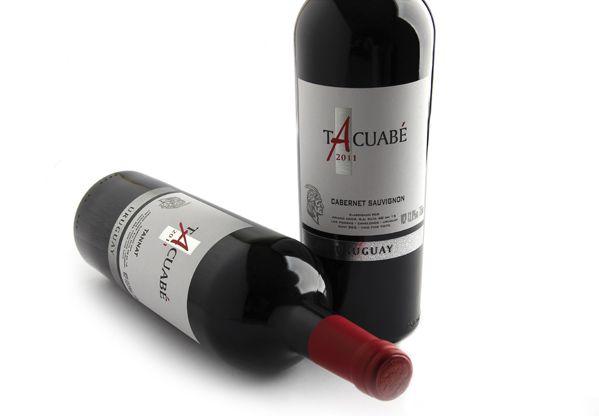 Duo Tacuabé Cabernet Sauvignon & Tannat 2011 - 2 garrafas